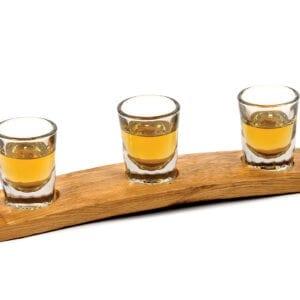 USA Whiskey/Scotch Flight